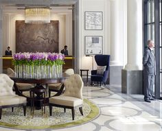 Corinthia Hotel London, England: A stylish and contemporary reinvention of one of the city's historic buildings, the delightful new Corinthia Hotel London was used by the British government during WWII as headquarters for the clandestine organization MI9. Be sure to ask the secret of Room 801!   www.hideaways.com/corinthia