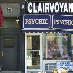 How Do Psychics Survive in New York City?