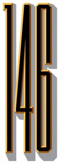 146 #tipografia #vintage #grafica