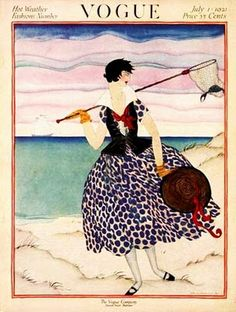 Vogue Illustrator Helen Dryden 1887-1981