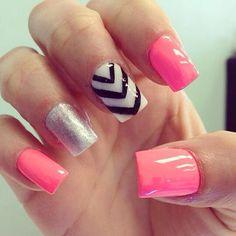 Vacation nails?