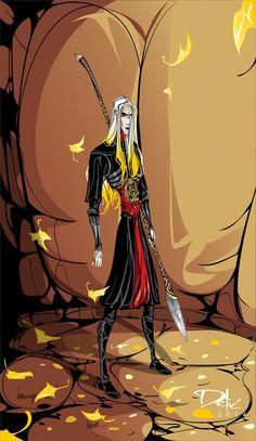 Prince Nuada by dejan-delic on deviantART
