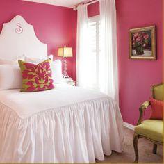 Pretty + Pink!