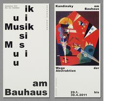 New look for Bauhaus Dessau Foundation - Creative Review