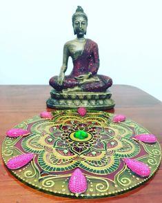 Cd Crafts, Cd Art, Type 3, Theater, Buddha, Spanish, Statue, Facebook, Photos