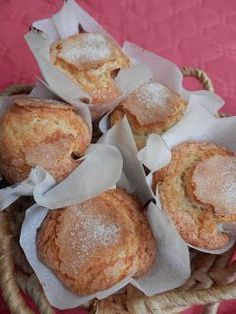 """""""The Best Muffins I have ever ate"""" Pan Dulce, Fondant Cakes, Cupcake Cakes, Tapas, Dessert Recipes, Cake Recipes, Desserts, Mexican Bread, Sweet Cooking"""