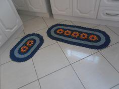 conjunto cozinha azul