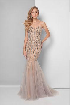 Fabulous! #terani #prom #dress
