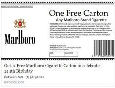 free printable cigarette coupons - Video Search Engine at . Free Coupons Online, Free Coupons By Mail, Cigarette Coupons Free Printable, Digital Coupons, Free Printable Coupons, Print Coupons, Free Printables, Free Mail, Spirit Coupon
