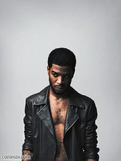Kid Cudi - Complex Magazine Photoshoot