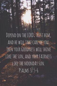 Psalm 37:5-6