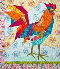 Reef Rooster by Ann Shaw