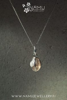Karu One light smokey quartz pendant. Karu is made of recycled tensed silver wire and ethically sourced hammered stone. It is rough and edgy and it has an attitude. Smokey Quartz, One Light, Attitude, Wire, Jewellery, Stone, Pendant, Silver, Shopping