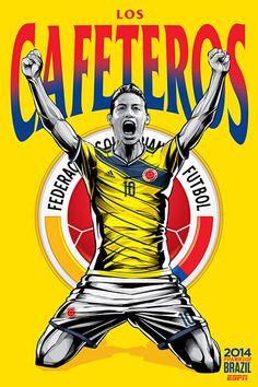 Columbia   FIFA World Cup 2014