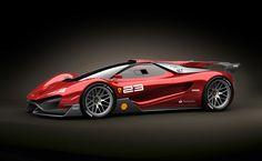 Ferrari Supercar | The Ferrari F40 had one, as did James Glickenhaus's P4/5 coach built ...