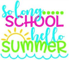 Image result for School out for summer