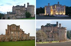 Dalhousie Castle, Bonnyrigg, Edinburgh, Scotland. More than 800 years ago, teenage Lady Catherine of Dalhousie was once deeply in love. Her parents however forbid her to see her young man. She then locked herself in the top room of the castle and starved herself to death. Legend has it that her lovelorn ghost roams the castle still to this day. Dalhousie Castle is now a renowned hotel, ironically a hotspot for lovers and newlyweds.