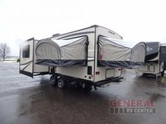 New 2018 Coachmen RV Freedom Express Expandable at General RV Hybrid Travel Trailers, Camper Trailers, Campers, Two Door Refrigerator, Coachmen Rv, Orange Park, Fresh Water Tank, Safety Glass, Rv Life