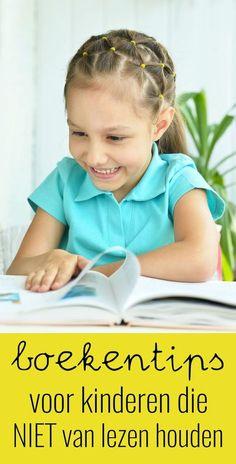 Boekentips voor kinderen die niet van lezen houden School Info, School Tips, School Hacks, Scandal Abc, Spelling, Coaching, Classroom, Reading, Children