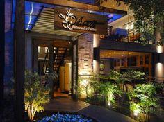 fachada rustica de restaurante - Pesquisa Google