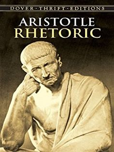 Rhetoric (Dover Thrift Editions) by [Aristotle]