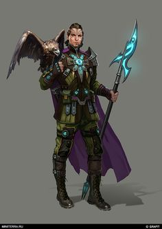 Miniterraru game concept art armor clothes clothing fashion player character npc | Create your own roleplaying game material w/ RPG Bard: www.rpgbard.com | Writing inspiration for Dungeons and Dragons DND D&D Pathfinder PFRPG Warhammer 40k Star Wars Shadowrun Call of Cthulhu Lord of the Rings LoTR + d20 fantasy science fiction scifi horror design | Not Trusty Sword art: click artwork for source
