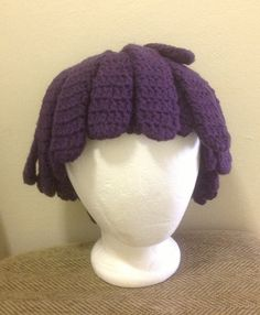 Crochet+Sid+the+Science+Kid+yarn+Hair+wigwomen+baby+by+SueStitch,+$34.99