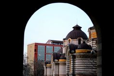 Sun and Sany - Bulgarian travel and leisure blog: 6 cool things to do in Oborishte disctrict, Central Mineral Baths, Sofia, Bulgaria