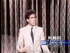 Jerry Seinfeld's First Appearance on The Tonight Show Starring Johnny Carson