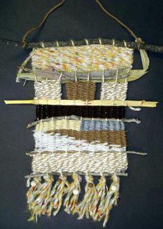 Weaving grade 3 (Donna Staten)