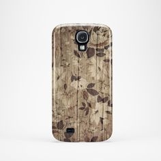 Hey, I found this really awesome Etsy listing at https://www.etsy.com/listing/174013312/floral-samsung-galaxy-s4-case-wood