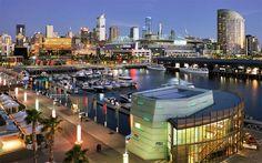 The Docklands, Melbourne, Australia