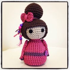 Amigurumi Free Patterns Geisha : 1000+ images about crochet Japan on Pinterest Geishas ...