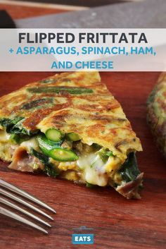 Vegetable scraps + eggs = quick and easy dinner.