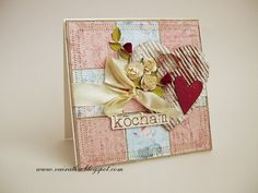 Odskocznia vairatki: Kocham Valentines Day, Decorative Boxes, Scrapbooking, Frame, Pretty, Cards, Handmade, Home Decor, Valentine's Day Diy