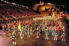 The earth well-known 2013 Edinburgh Military Tattoo is taking place from the 3rd - 25th August in the shocking surrounds of earliest Edinburgh Castle in one of Scotland's most good-looking cities.  http://edinburghtattootickets.com/