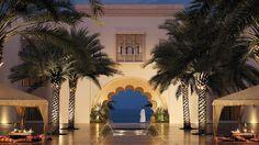royal Arabian palaces the Shangri La - Google Search