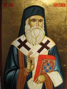 Moaștele Sf. Nectarie de la Eghina, aduse la Constanța de o delegație a Bisericii Ortodoxe a Greciei