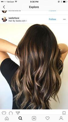 Pinterest: @gianellim1 http://rnbjunkiex.tumblr.com/post/157431731942/more (Pastel Hair Brunette)