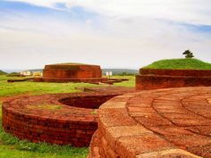 Bavikonda Stupas at Visakhapatnam City