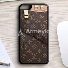 Louis Vuitton Pallas Monogram Canvas Handbags iPhone 7 Plus Case   armeyla.com