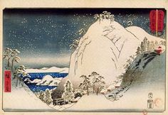 The Artworks of Ando Hiroshige