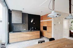 Betonstuc keuken - OBLY