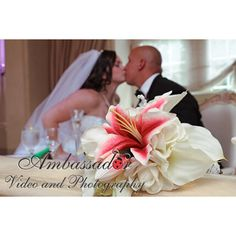 #Love at the reception!