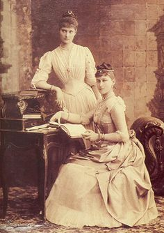 future Czarina and Grand Duchess of Russia