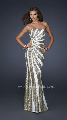 La Femme 17456 | La Femme Fashion 2013 - La Femme Prom Dresses - Dancing with the Stars
