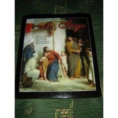 Jesus Son of Man / Carl Heinrich Bloch a Danish Painters Works (Paintings) in This Beautiful Full Color Ukrainian Released Book Jesus Son, Jesus Christ, What Is Bible, Painters, Danish, Sons, It Works, Christian, Foreign Languages
