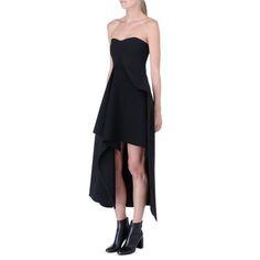 Stella McCartney - Wool tailoring Malia dress - AI15 - f