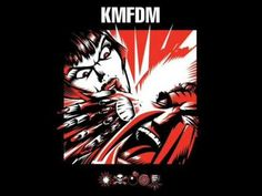 ▶ KMFDM - Megalomaniac - many have played test Drive, but don't realise the mega sound track includes this group