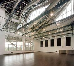 Bard College Felicitas S. Thorne Dance Studio